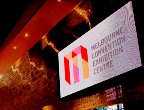 Melbourne Messe & Convention Centre (MCEC),
