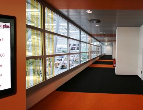 """Der Düsseldorfer Airport und SSP eröffnen hochmodernes Konferenzcenter """"DUSconference plus"""""""