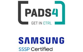 PADS4-SSSP-Certified