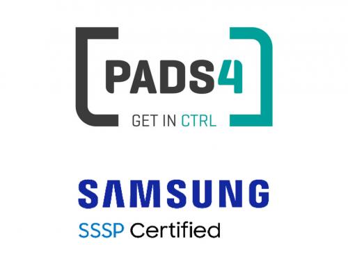 PADS4-zertifiziert für Samsung SSP5 & 6